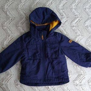 Navy Blue Carter's Coat